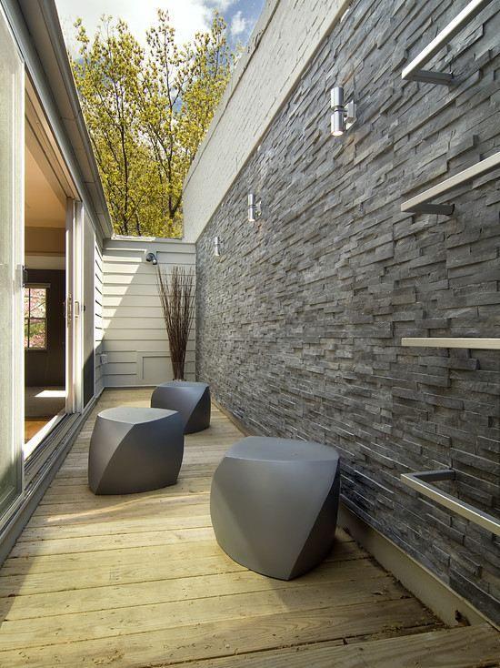 9 เทคนิคแต่งผนังบ้านด้วยหินเพิ่มความสวยทันสมัยให้กับบ้าน -